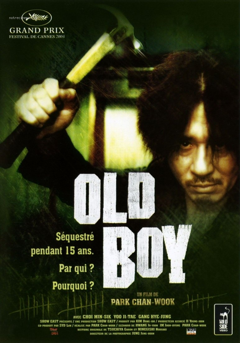 Old Boy de Park Chan-wook