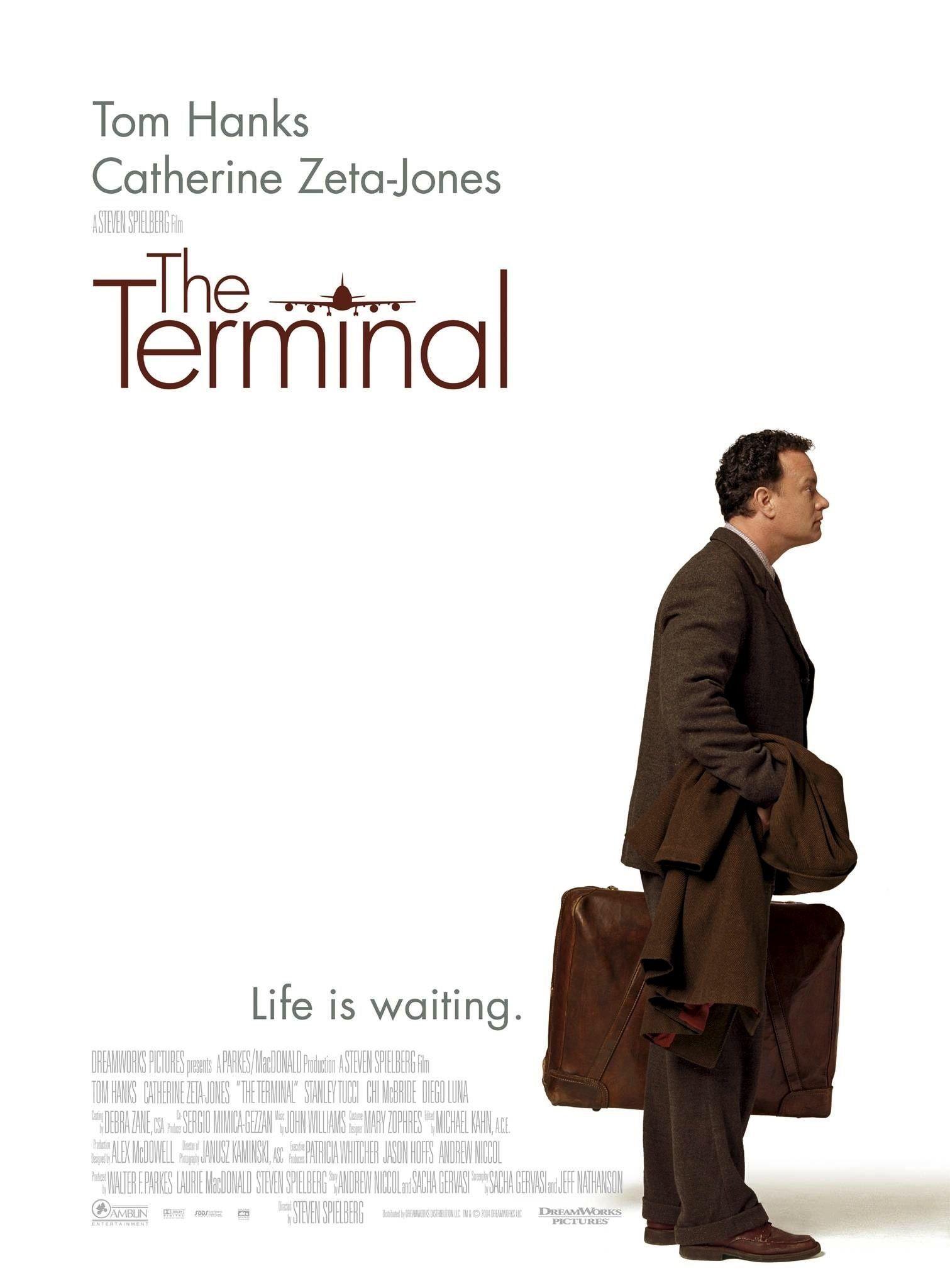 affiche Le Terminal (2004)