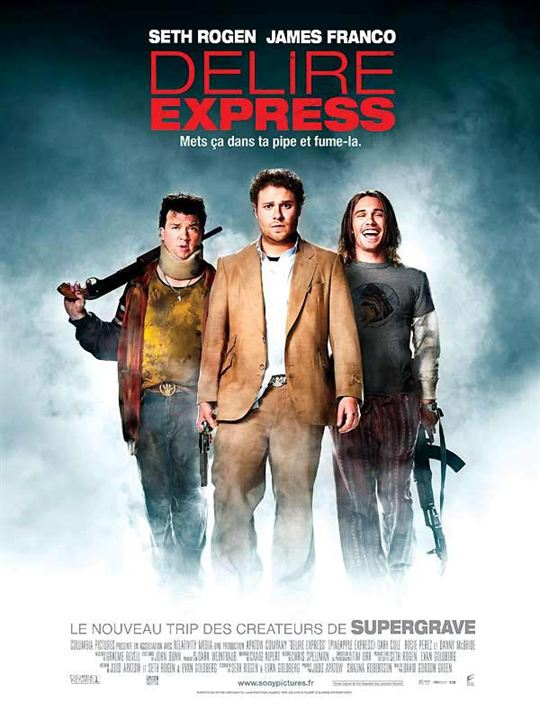 Délire express (2008) de David Gordon Green
