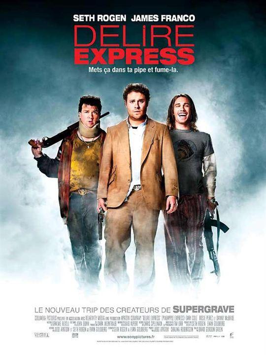 Délire express (2008) de David Gordon Green