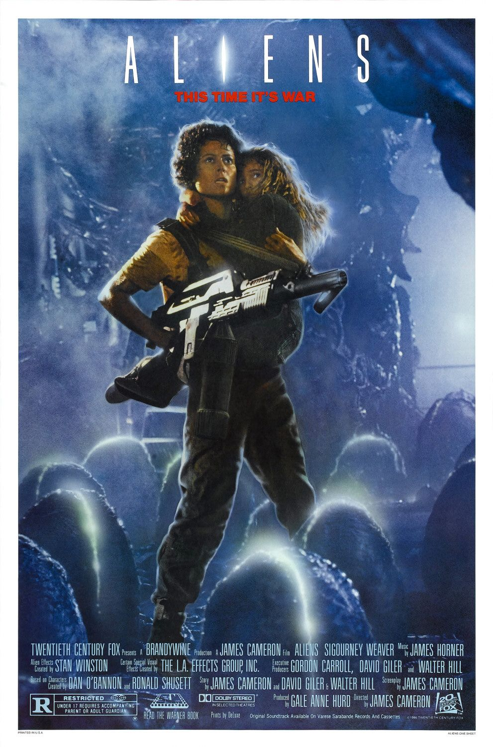 Aliens de James Cameron