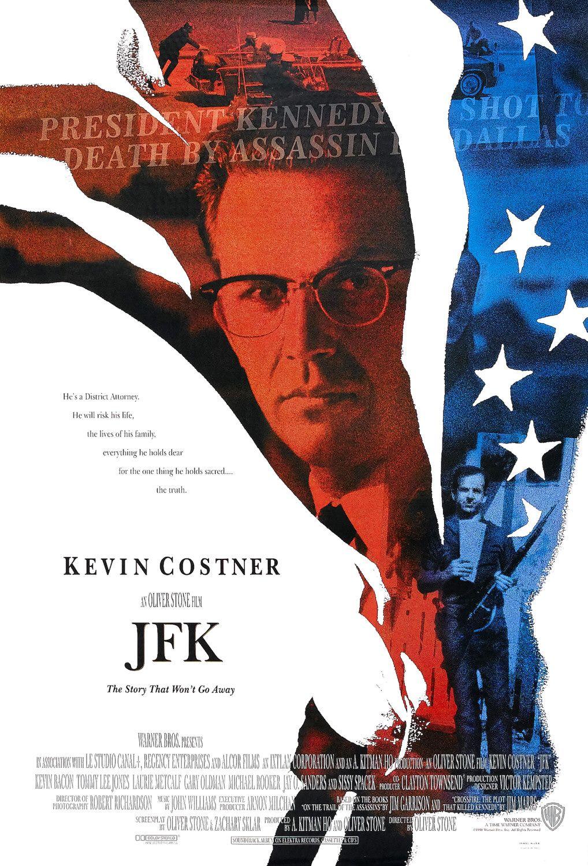 JFK d'Oliver Stone