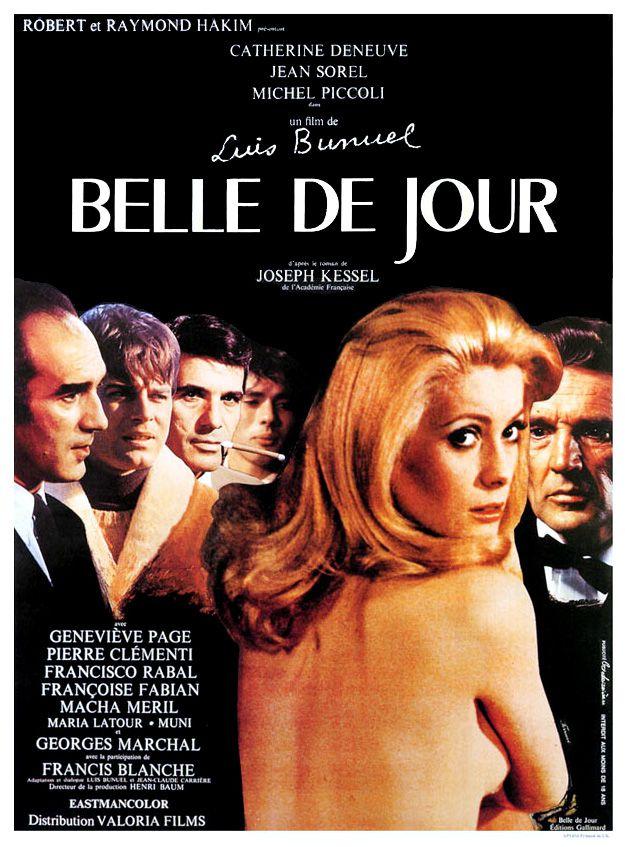 Belle de jour (1967) de Luis Bunuel