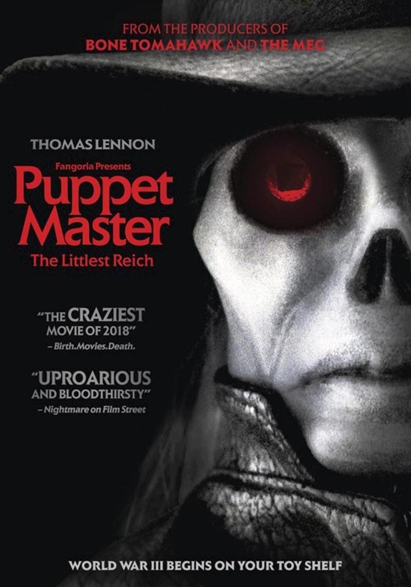 Puppet master : the little reich de Sonny Laguna et Tommy Wiklund