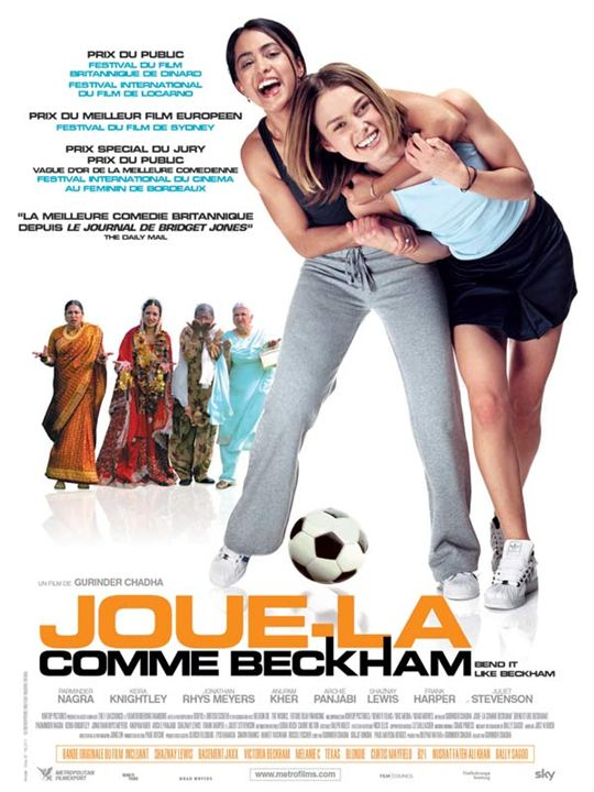 Joue-la comme Beckham (2002) de Gurinder Chadha