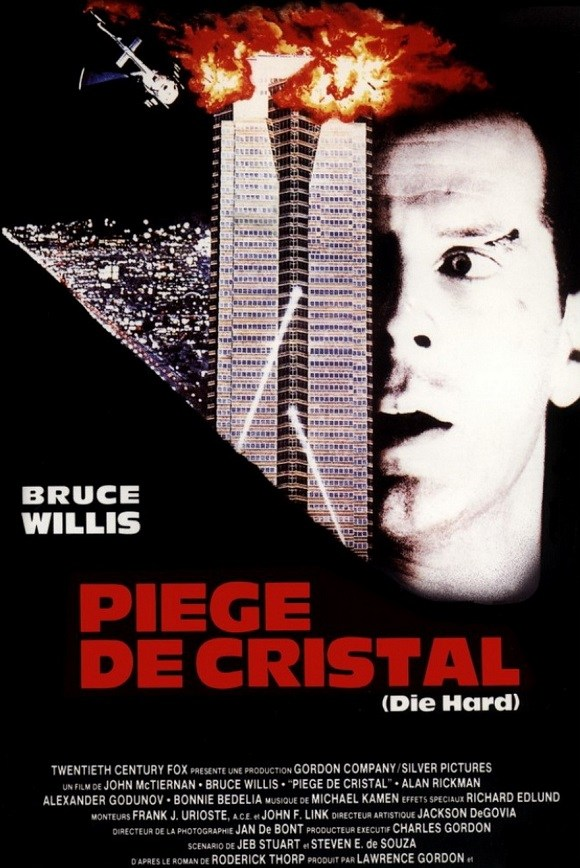 Piège de cristal (1988) de John McTiernan