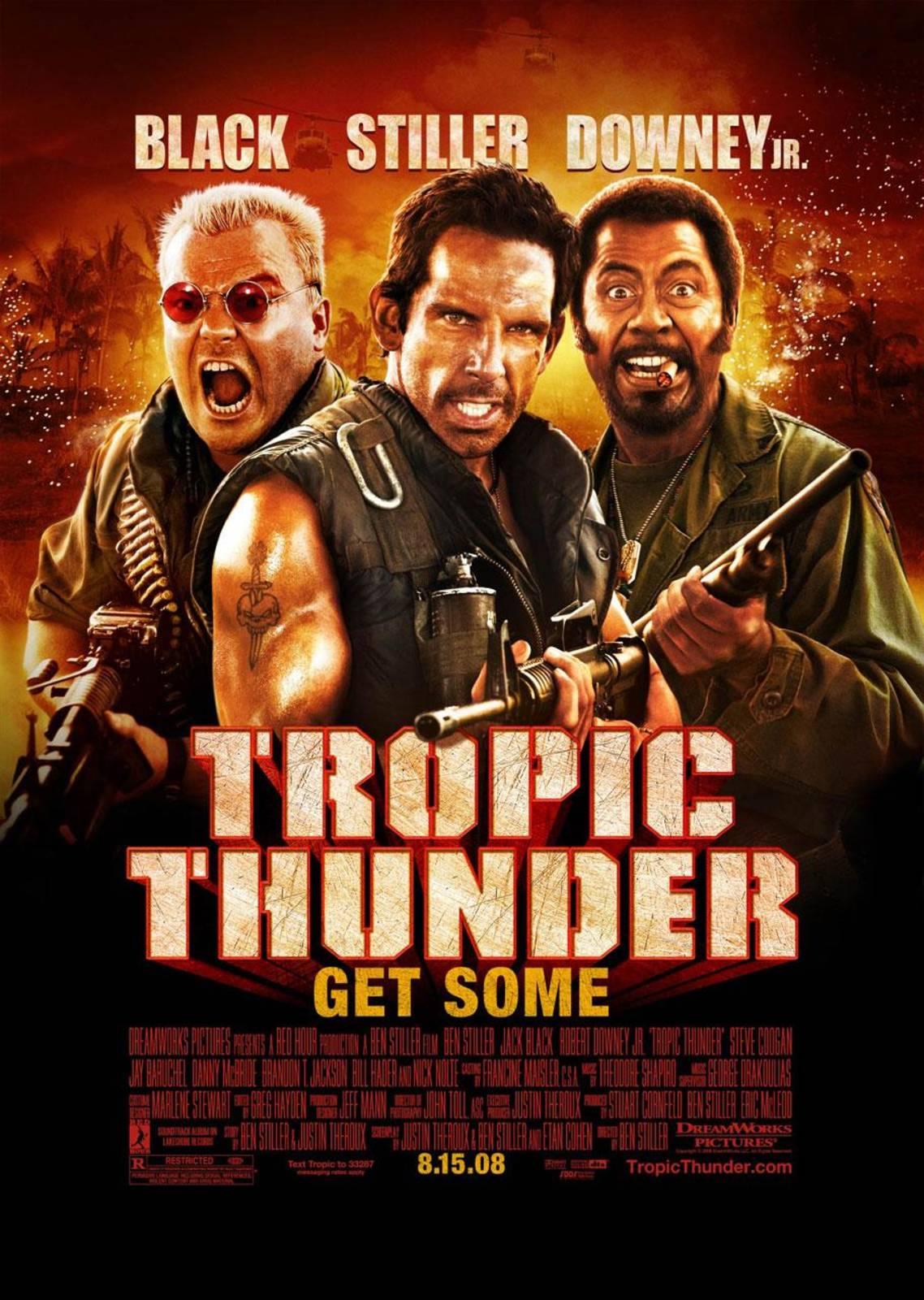 Tonnerre sous les tropiques (2008) de Ben Stiller
