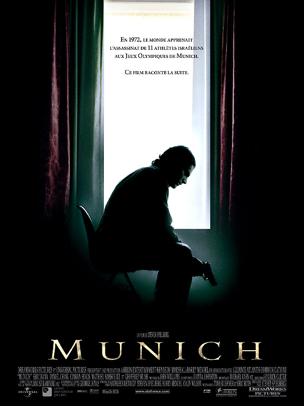 Munich de Steven Spielberg