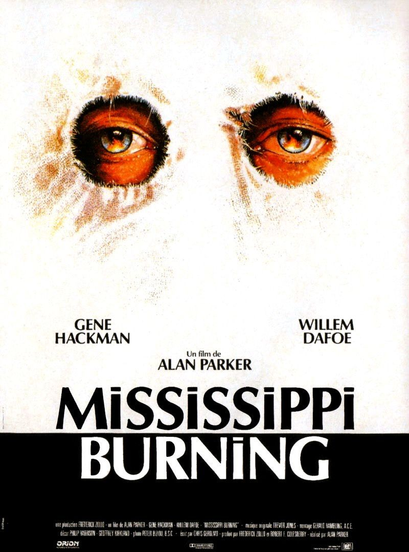 affiche de Mississippi Burning