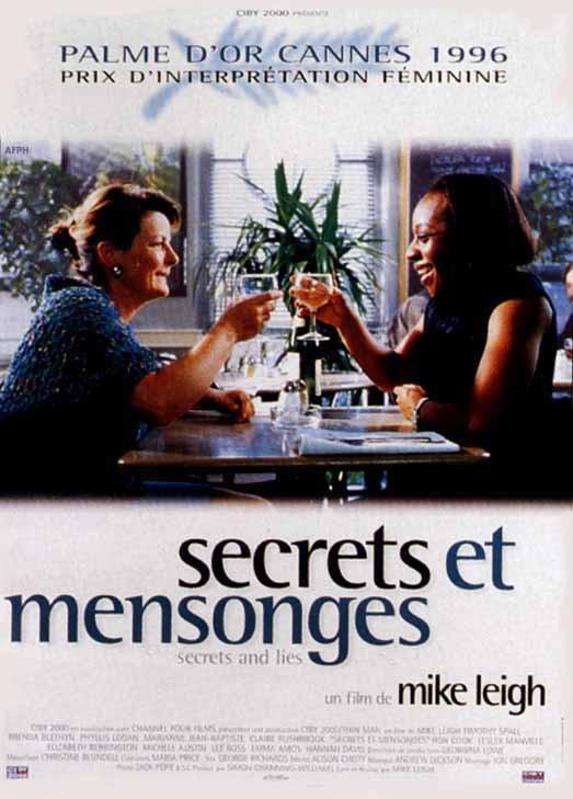 Secrets et mensonges (1996)