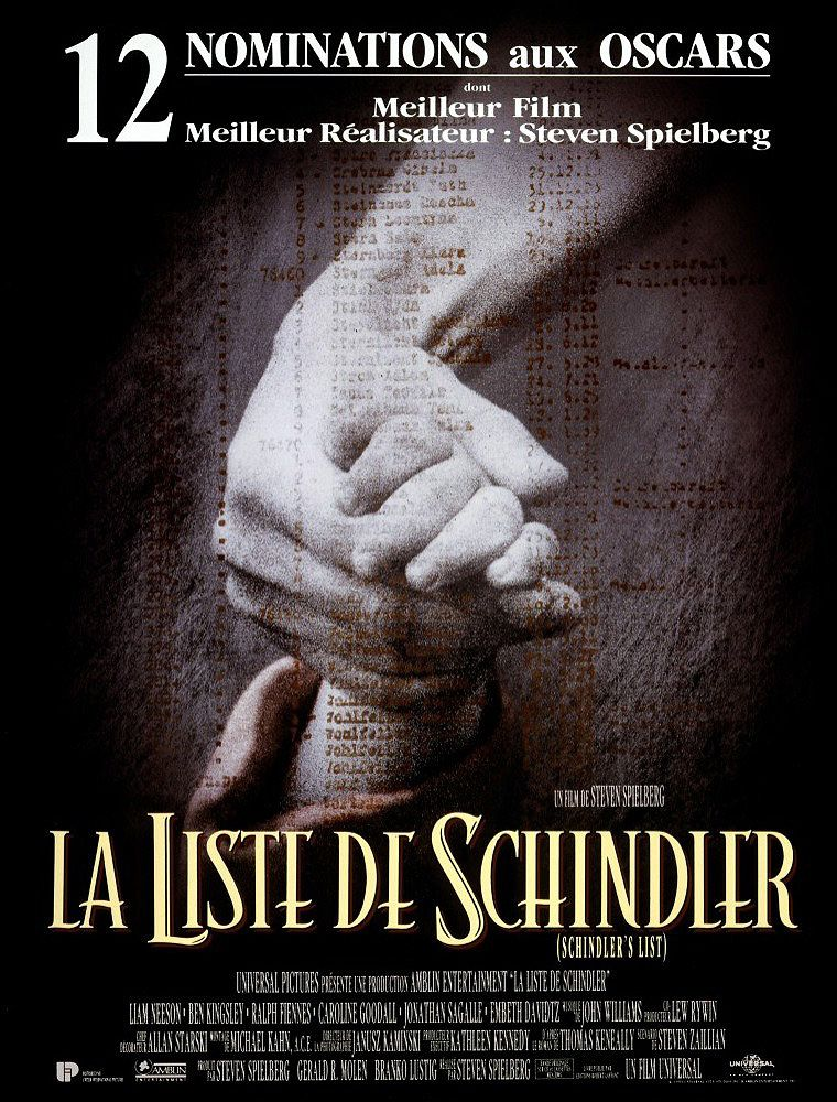 La Liste de Schindler (1993)