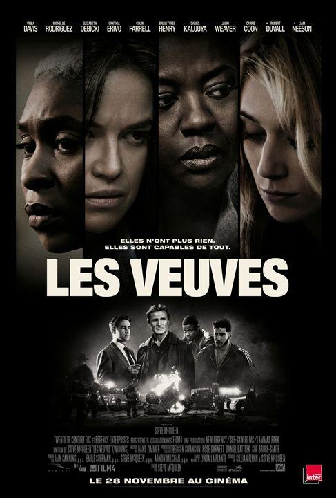 critique du film Les Veuves