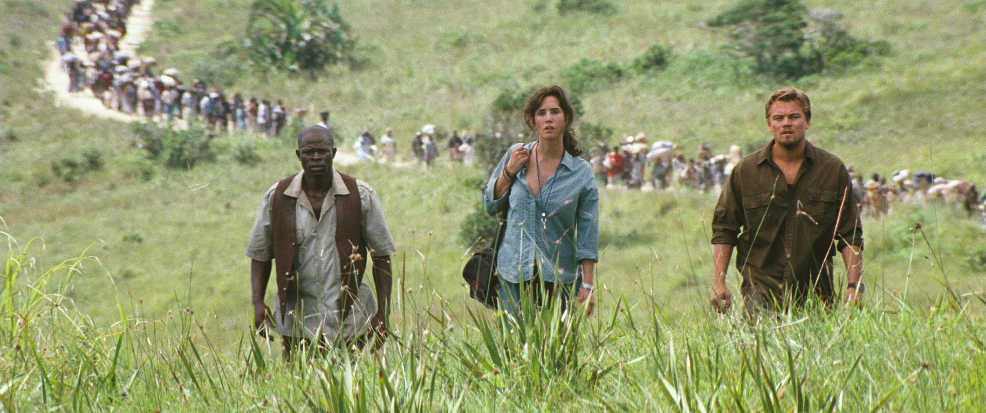 Blood diamond (2006) d'Edward Zwick