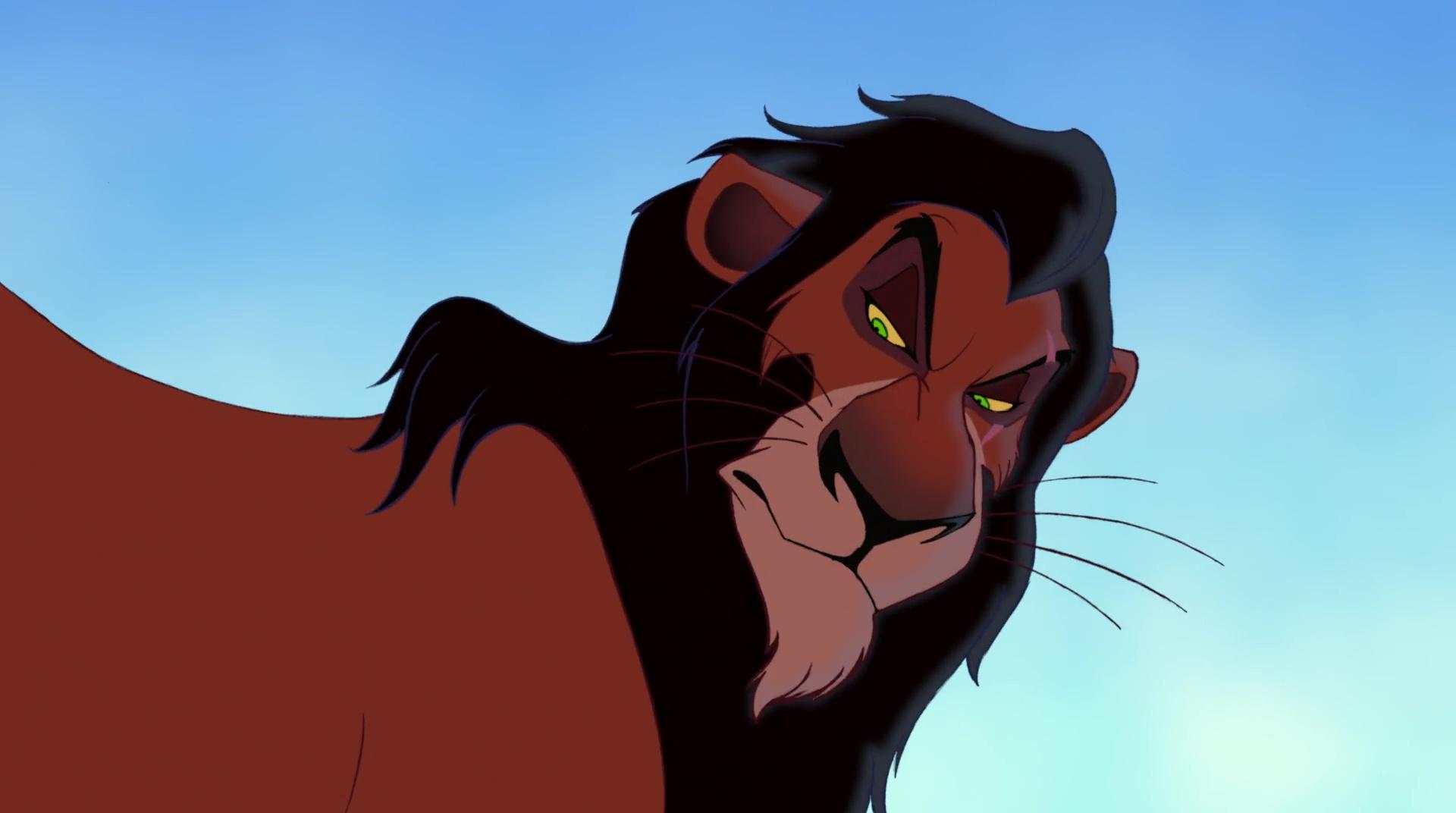 Le Roi Lion de Roger Allers et Rob Minkoff.