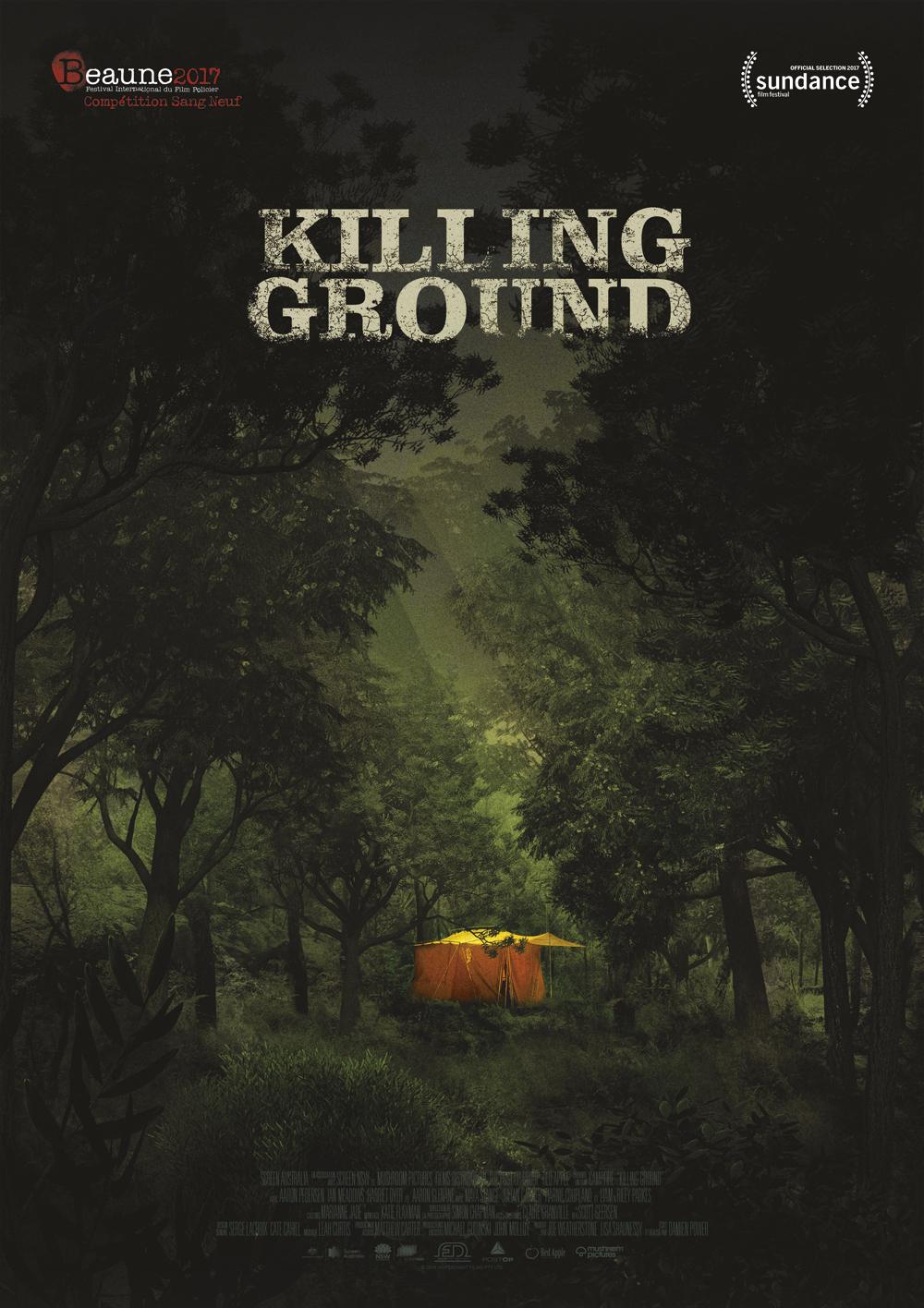 Killing ground (2016) de Damien Power