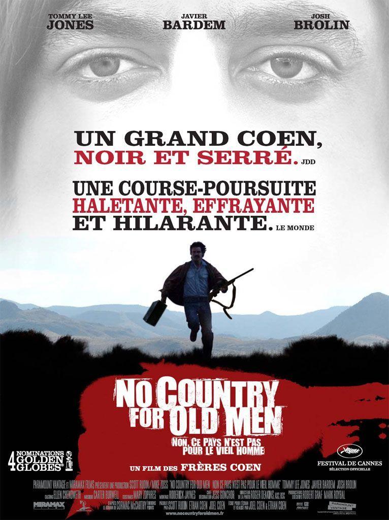 No country of old men des frères Coen