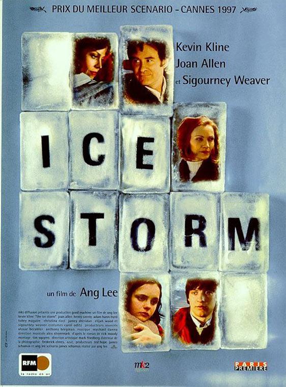 Ice storm de Ang Lee