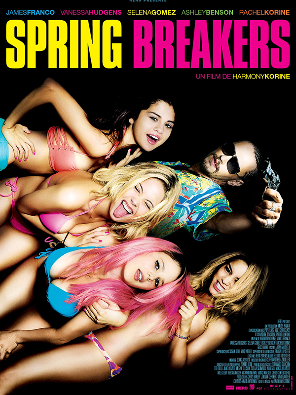 Spring breakers (2012) de Harmony Korine