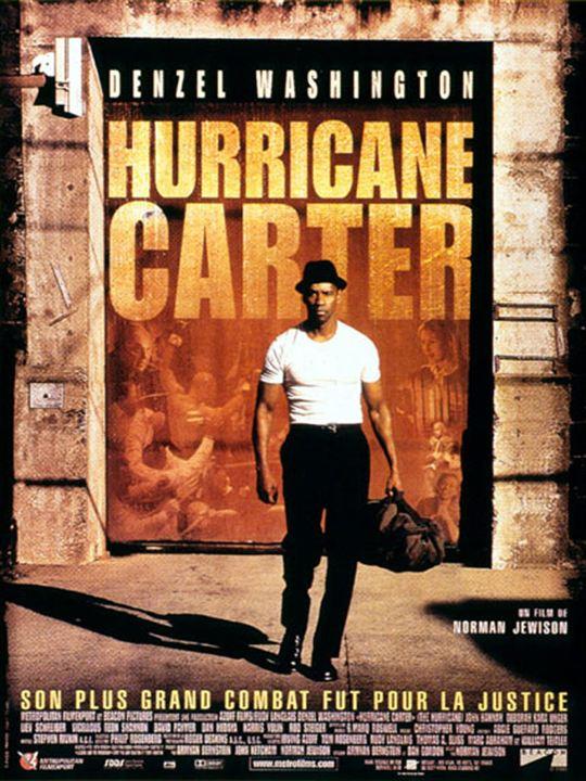 Hurricane carter (1999) de Norman Jewinson