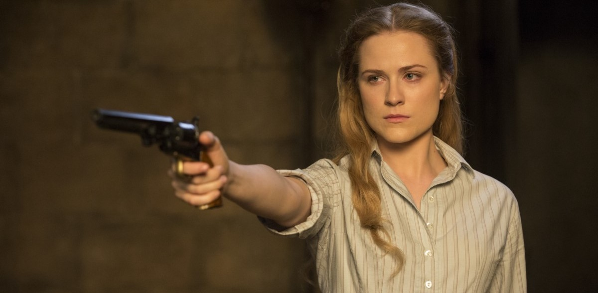 evan rachel wood dans westworld