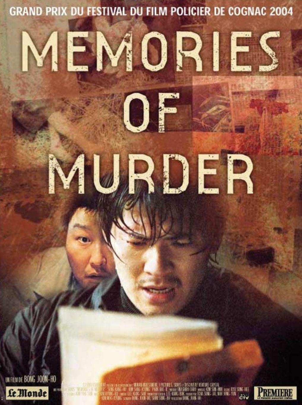 Memories of murder de Bong Joon-Ho