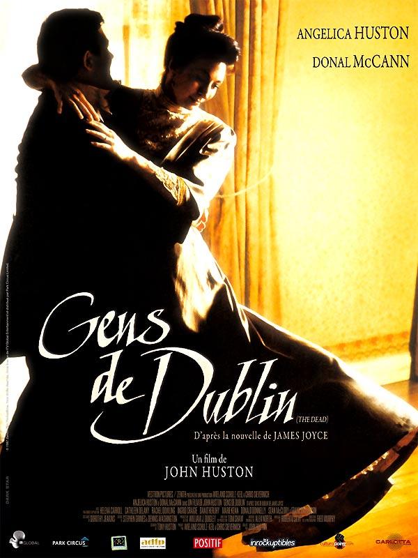 Gens de Dublin de John Huston