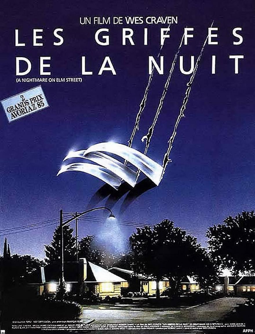Les Griffes de la nuit (1984) de Wes Craven