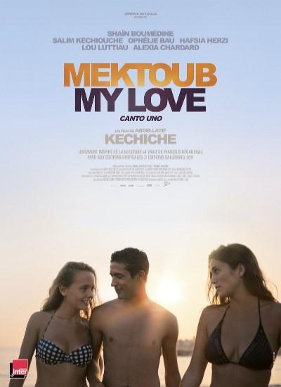 mektoub my love affiche