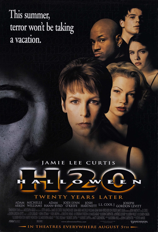 Halloween, 20 ans après (1998) de Steve Miner