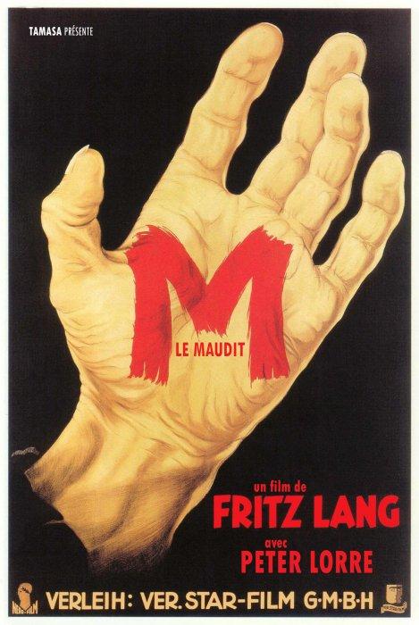 M le maudit (1931) de Fritz Lang