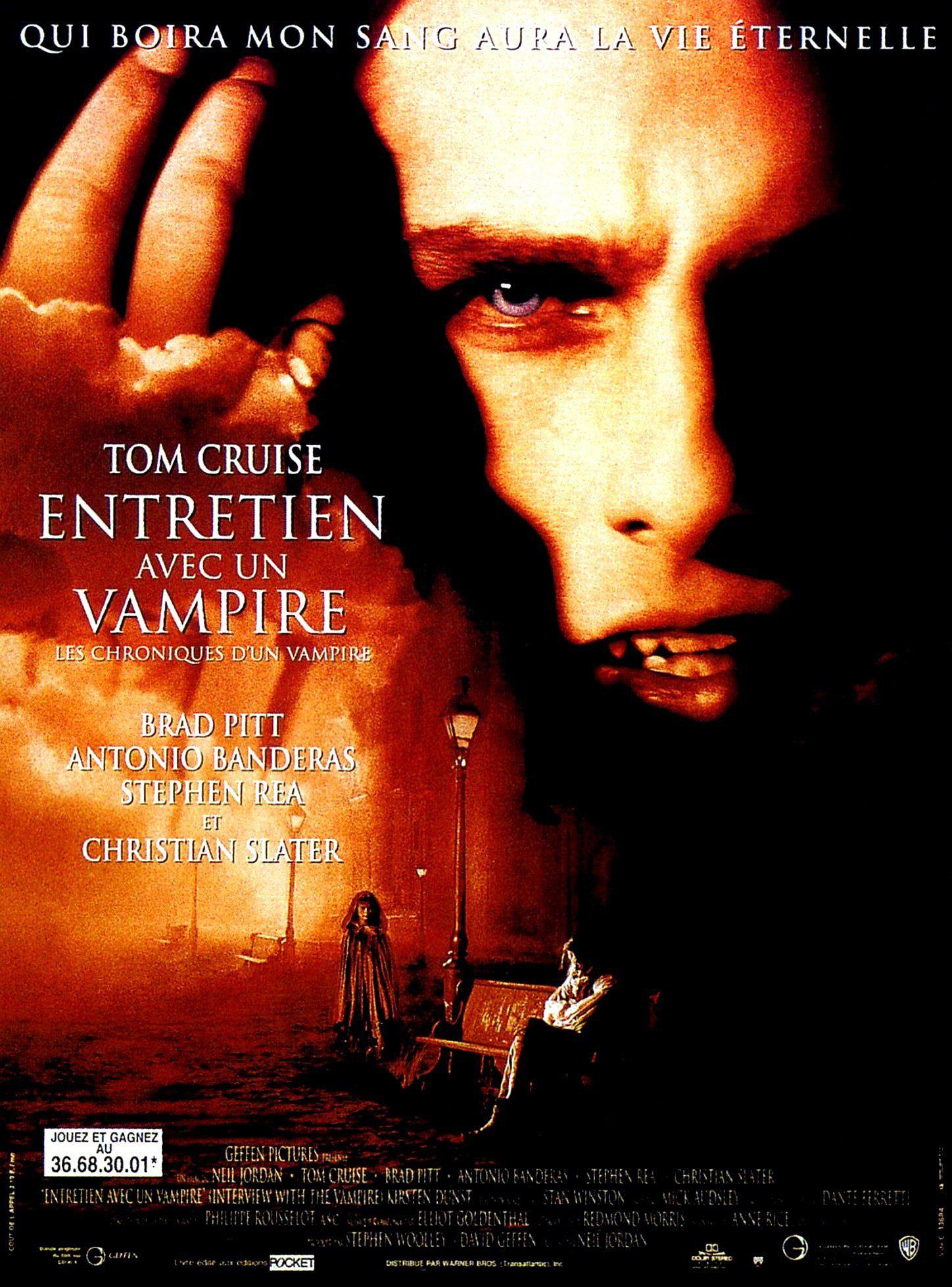 Entretien avec un vampire (1994) de Neil Jordan