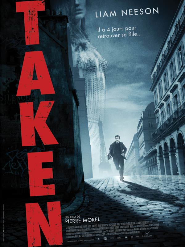 Taken (2008) de Pierre Morel