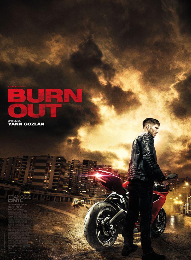 burn out - affiche