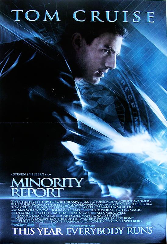 Minority report (2002) de Steven Spielberg