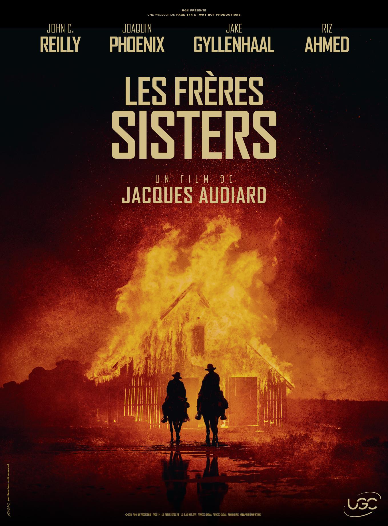 les frères sisters : la critique