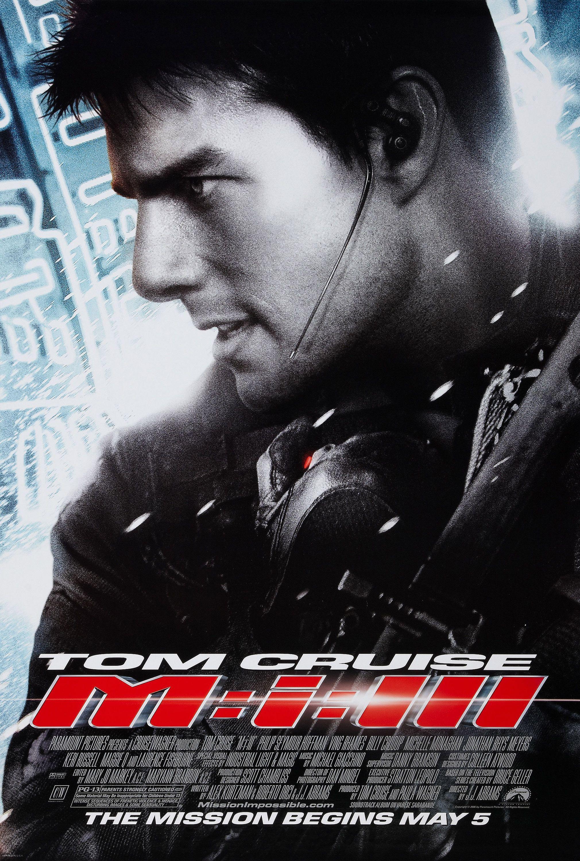 Mission : impossible 3 (2006) de JJ Abrams