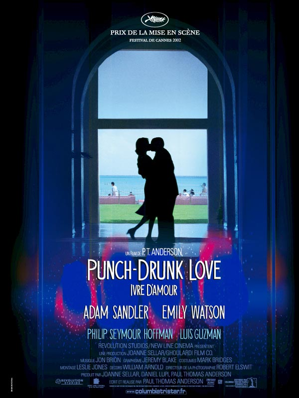 Punch drunk love de Paul Thomas Anderson