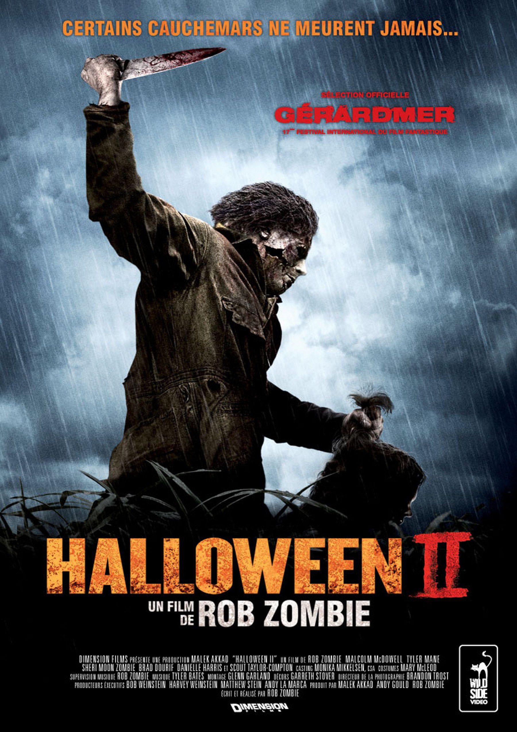 Halloween 2 (2009) de Rob Zombie