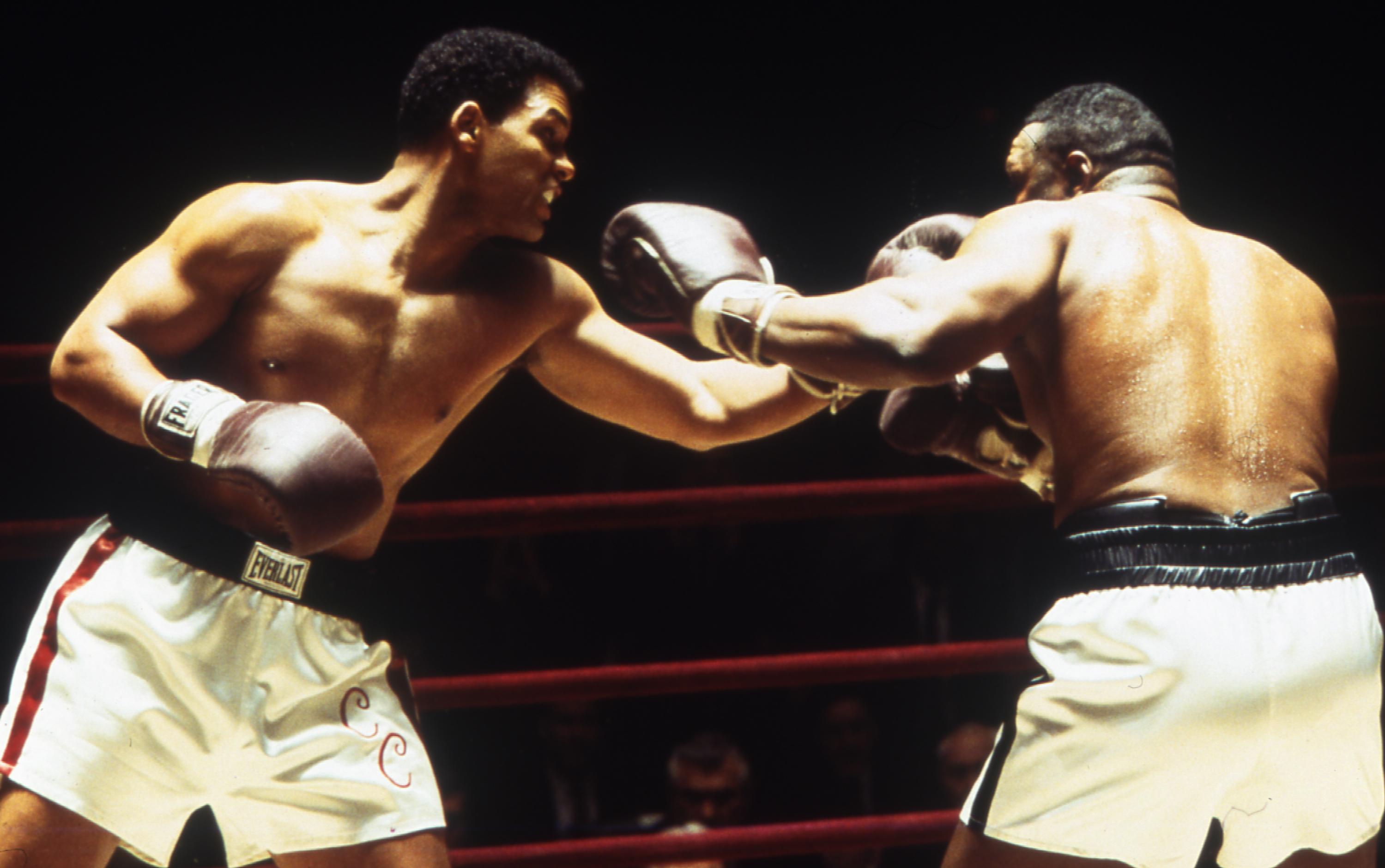 Ali (2001) de Michael Mann