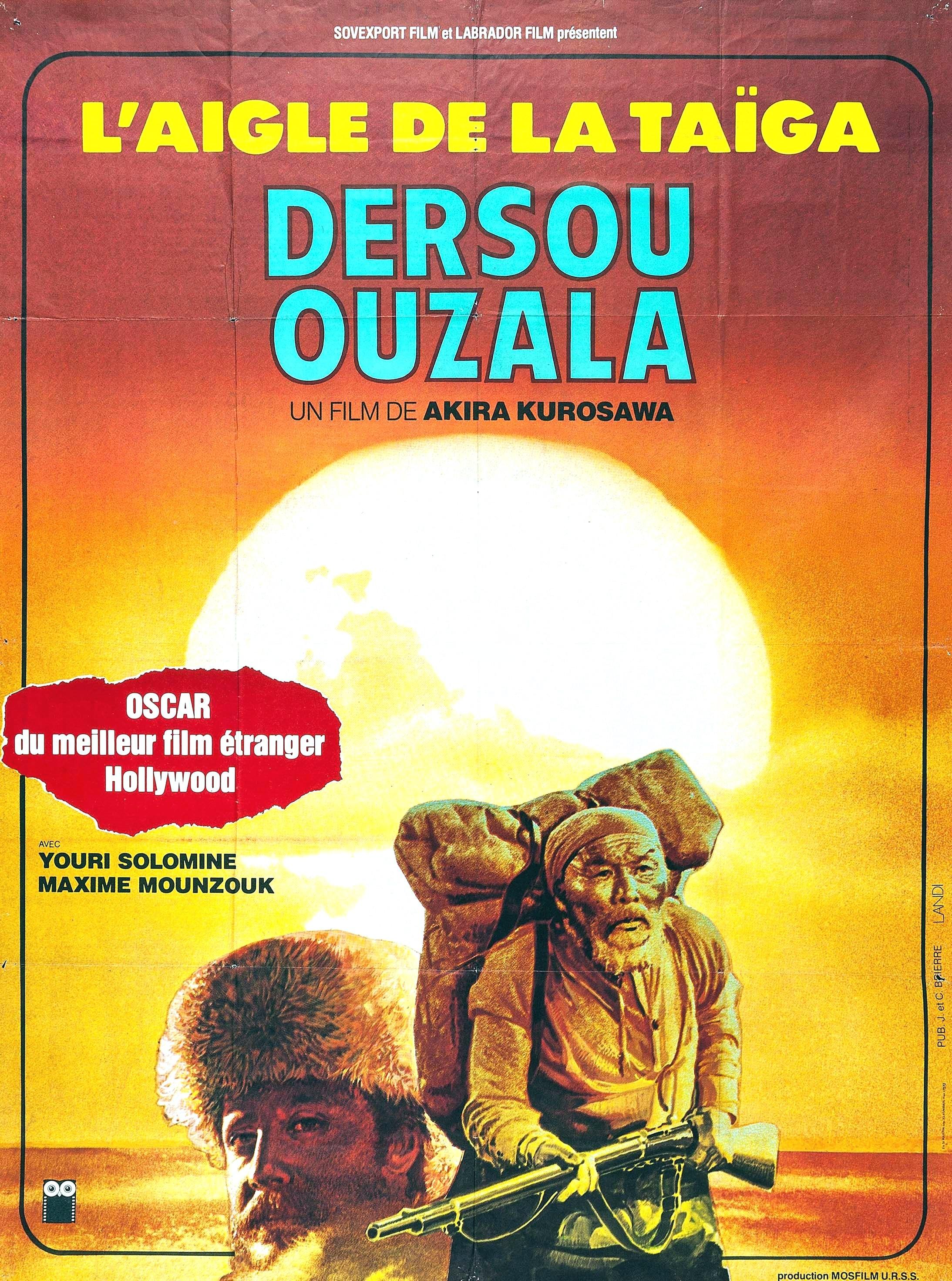 Dersou Ouzala d'Akira Kurozawa
