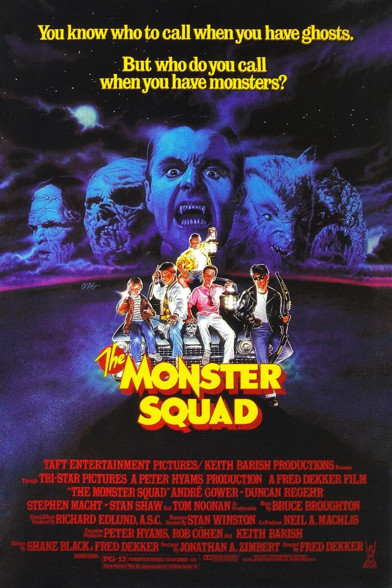 The Monster Squad (1987) de Fred Dekker
