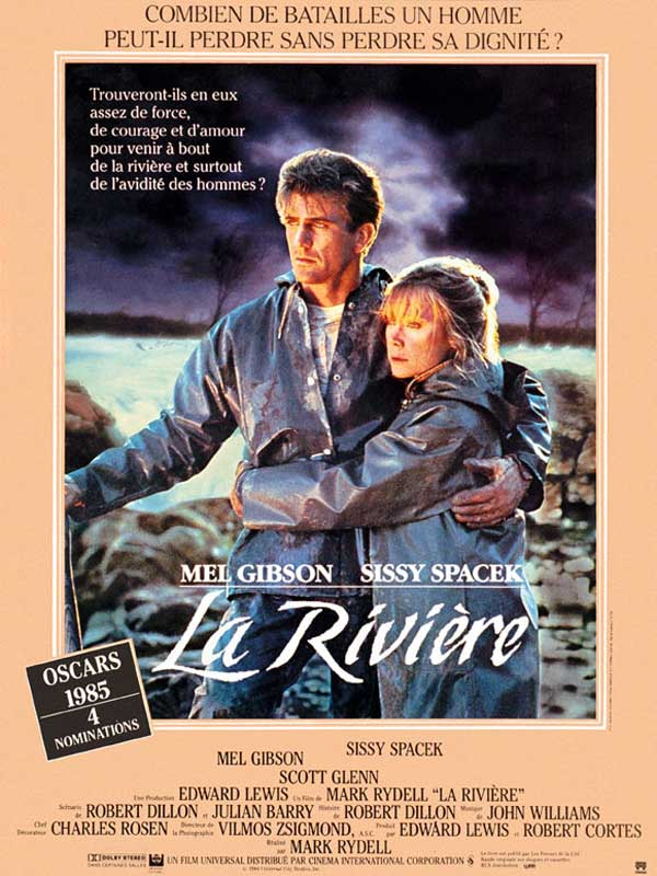 La Rivière (1984) de Mark Rydell