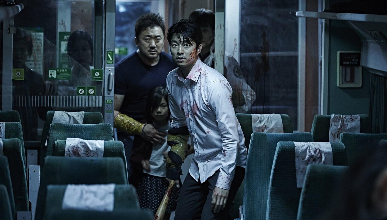 Dernier train pour Busan (2016) de Yeon Sang-ho
