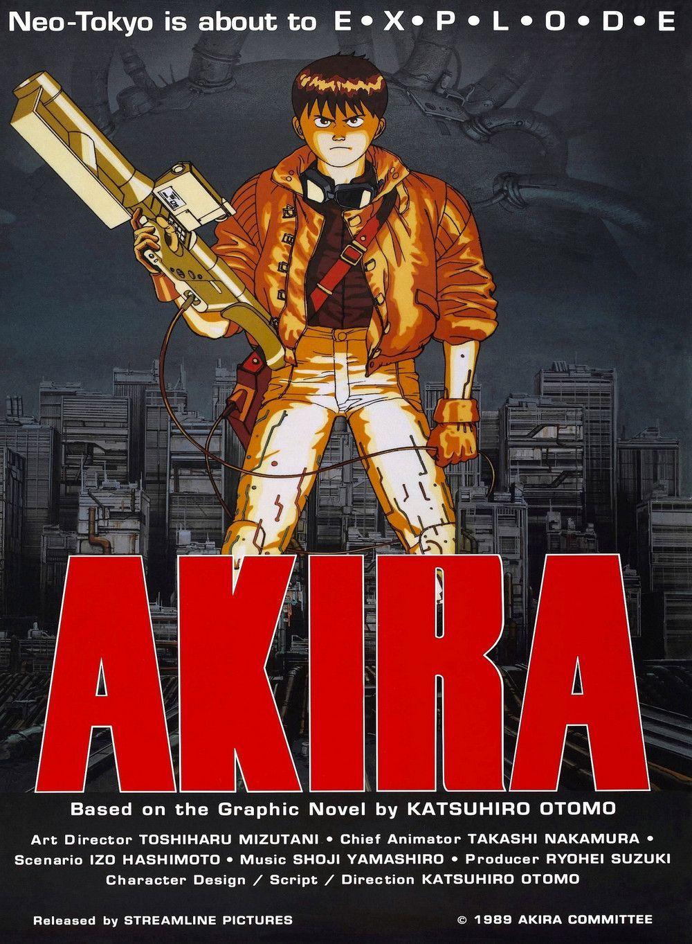 Akira de Otomo