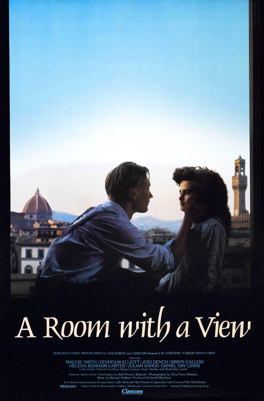 Chambre avec vue de James Ivory