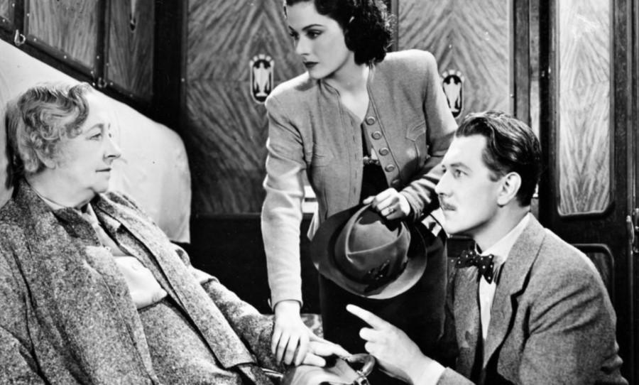 Une femme disparaît (1938) d'Alfred Hitchcock