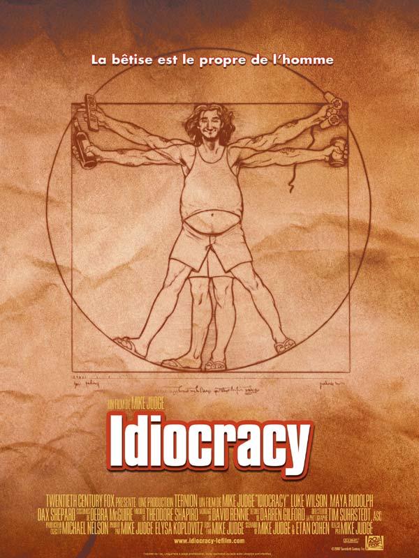 Idiocracy de Mike Judge