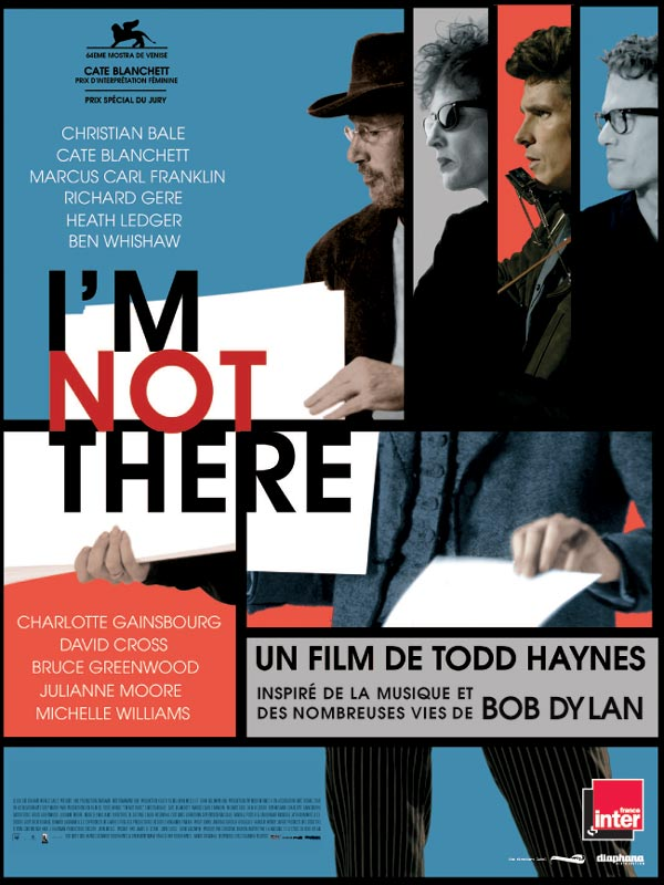 I'm not there de Todd Haynes