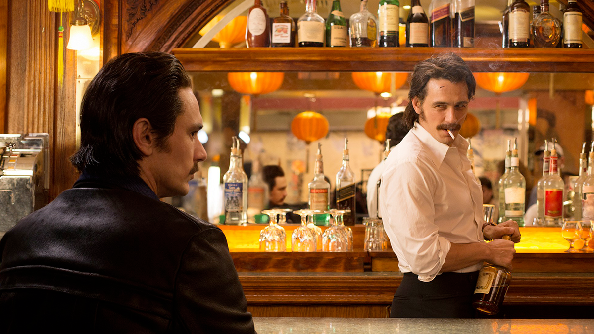 james franco dans the deuce