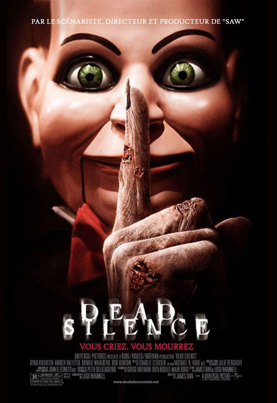 Dead silence (2007) de James Wan